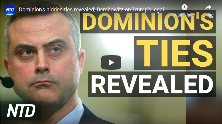 Voting software Dominion's hidden ties revealed; Trump's legal strategy; GOP continues Hunter probe